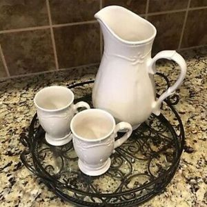 SL@H Gallery Collection Pitcher EUC
